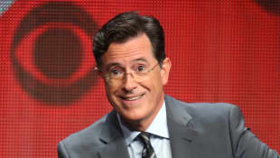 Watch Stephen Colbert And Jimmy Fallon Late Night TV Monologues To Empty Audiences Coronavirus