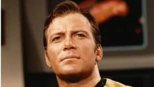William Shatner in 'Star Trek '