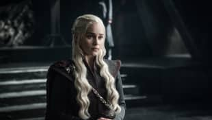 """Daenerys Targaryen"" (Emilia Clarke) in 'Game of Thrones'"