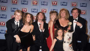"The ""7th Heaven"" Cast"