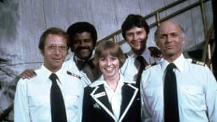 "The Cast of ""The Love Boat"""