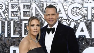 Alex Rodriguez Jokes About Having A 'Drive-Thru' Wedding With Jennifer Lopez