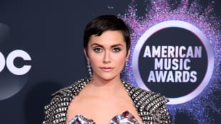 Alyson Stoner attends the 2019 American Music Awards at Microsoft Theater on November 24, 2019