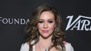 Alyssa Milano Slams Blackface Allegations, Says She Was Portraying Snooki From 'Jersey Shore'