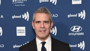 Andy Cohen attends the 30th Annual GLAAD Media Awards New York at New York Hilton Midtown on May 04, 2019