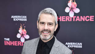 Andy Cohen Says Worst Part About Having COVID-19 Is Being Away From Son Ben