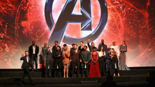 The Cast of 'Avengers: Endgame'