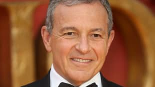 Disney CEO Bob Iger at the European premiere of The Lion King in London, United Kingdom.