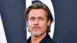 "Brad Pitt talks about how his alcohol addiction was an ""escape"""