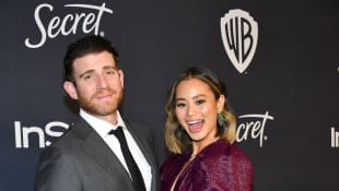 Bryan Greenberg and Jamie Chung attend the 21st Annual Warner Bros. And InStyle Golden Globe After Party at The Beverly Hilton Hotel on January 05, 2020 in Beverly Hills, California