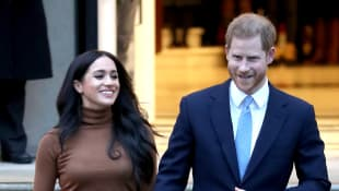 Will Canada be paying for Harry and Meghan's security during this transition time?