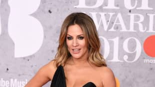 Caroline Flack's family has released an emotional statement from the late reality TV host