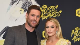 Carrie Underwood and Mike Fisher Give Emotional Glimpse Into Their Private Life in 'Mike and Carrie: God & Country'