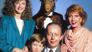 Cast Of 'Alf'
