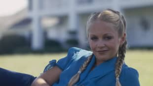 "Charlene Tilton starred as ""Lucy Ewing Cooper"" on Dallas."