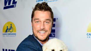 Chris Soules attends an event to raise awareness for Canine Companions for Independence at Boulevard 3 on May 7, 2015