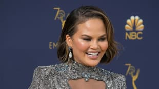 Chrissy Teigen Is Having Her Breast Implants Taken Out.