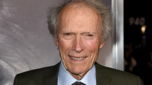 Clint Eastwood refused to leave the studio despite the wildfire approaching and being told to evacuate