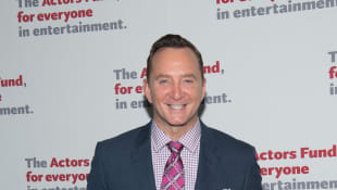 "Clinton Kelly Loves to Be a ""Baking Voyeur"" on Food Network's 'Spring Baking Championship'"