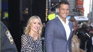 Colton Underwood and Cassie Randolph  Bachelor couples still together