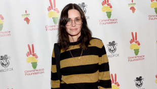 Courteney Cox Reveals She Hasn't Seen Boyfriend In Months