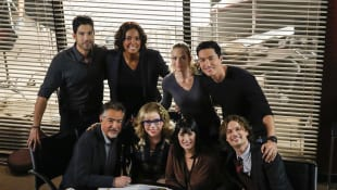 Matthew Gray Gubler, Andrea Joy Cook, Kirsten Vangsness, Joe Mantegna, Paget Brewster, Adam Rodriguez, Aisha Tyler, Daniel Henney, Criminal Minds Cast, Criminal Minds, Criminal Minds