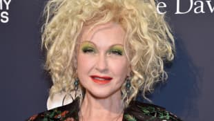 Cyndi Lauper Wore Jeans To Fit In With Other Moms But Lady Gaga Changed Her Mind