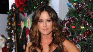 "Danneel Harris arrives to the premiere of New Line Cinema's ""A Very Harold & Kumar 3D Christmas"" at Grauman's Chinese Theatre on November 2, 2011 in Hollywood, California"