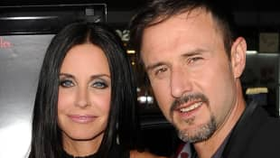 David Arquette Talks About Co-Parenting With Courteney Cox