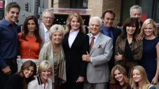 "The ""Days of Our Lives"" cast"