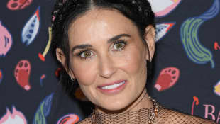 Demi Moore Opens Up About Making New Podcast In Her Bathroom