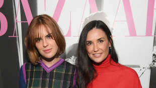 Demi Moore's Daughter Tallulah Opens Up About The 3 Years She And Demi Did Not Speak.