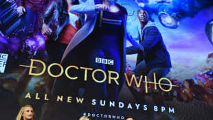 'Doctor Who' Makes History With Jo Martin As Show's First Black Doctor