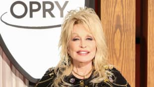 Dolly Parton says her husband Carl is her 'biggest supporter behind the scenes'
