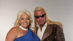 "Duane ""Dog"" Chapman and Beth Chapman"