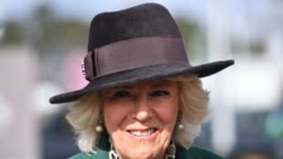 "Camilla Is ""Concerned"" For Husband Prince Charles After Coronavirus Diagnosis"