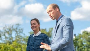 Duchess Kate And Prince William Announce Charity Donations