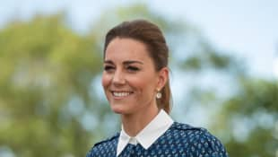 "Duchess Catherine BBC initiative ""Tiny Happy People"""