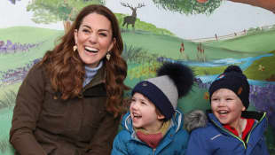 Duchess Kate stars in a new video for her 5 Big Questions survey: Watch it here!