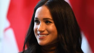 Duchess Meghan reportedly signed a voice deal with Disney