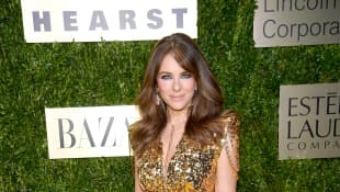 "Elizabeth Hurley Says She Wants To Fall ""Madly In Love"" With Someone Once The COVID-19 Crisis Is Over"