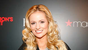 Emily Maynard attends Fashion's Night Out at Macy's Herald Square on September 6, 2012 in New York City.