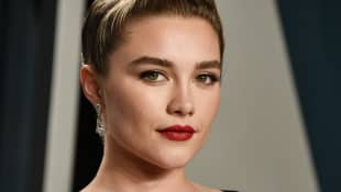 Florence Pugh Claps Back At Cyberbullies Against Relationship With Zach Braff