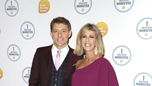 'GMB' Ben Shephard Reacts To Kate Garraway's Update and Reveals His Family Is Also Ill