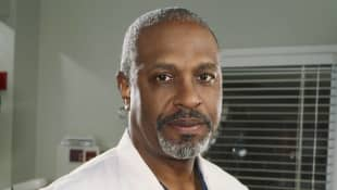'Grey's Anatomy' still JAMES PICKENS, JR. AS RICHARD WEBBER Los Angeles CA USA.