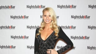 Haley Ferguson at the 31st annual Nightclub & Bar Convention and Trade Show on March 8, 2016 in Las Vegas, Nevada.
