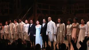'Hamilton' Broadway Production Starring Original Cast To Be Released Early On Disney+
