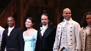 'Hamilton' Performance With Original Broadway Cast Headed to Theaters