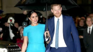 Harry And Meghan Declined Request To Name Australian Bushfires Plane After Son Archie - This Is Why
