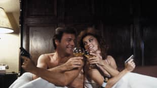 Robert Wagner and Stefanie Powers in 'Hart to Hart'